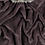 Thumbnail: 2175O - Velvet Dress w.frill - Plum