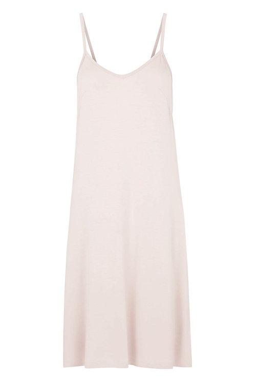3340C - Slip dress - Mauve