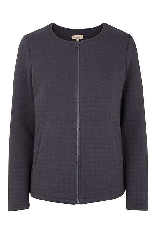 Cotton bubble jacket - Grey