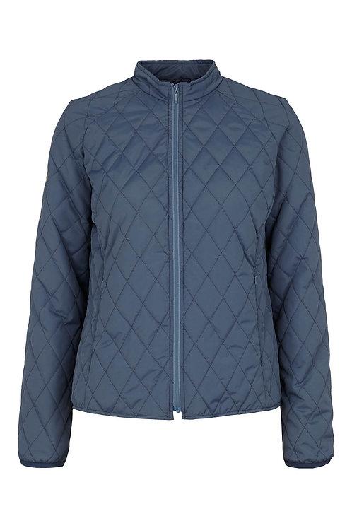 2614J - Quiltet jacket - Mocka