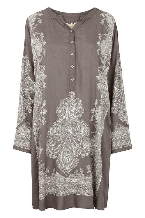 Maxi shirt - Print