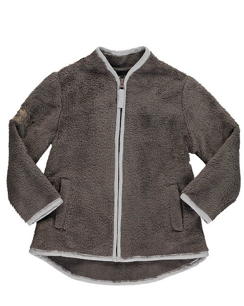 2875K - Fleece Jacket - Granit