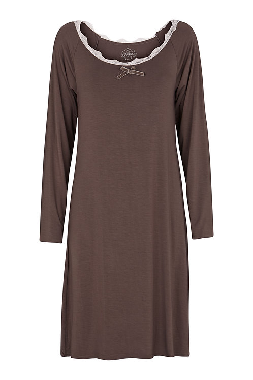 2535J - Night gown – Mocha