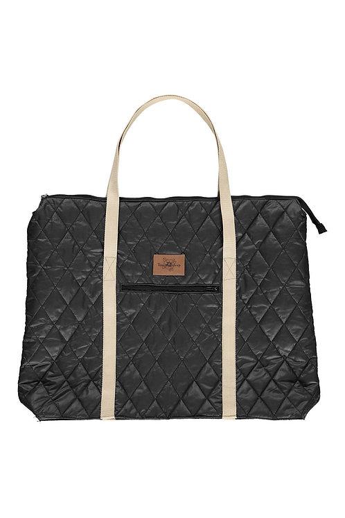 Big quilt bag - Black