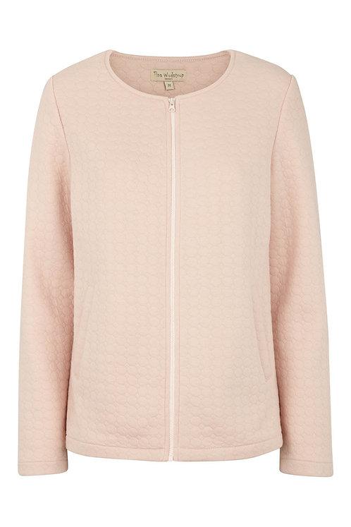 3306C - Cotton bubble jacket - Mauve