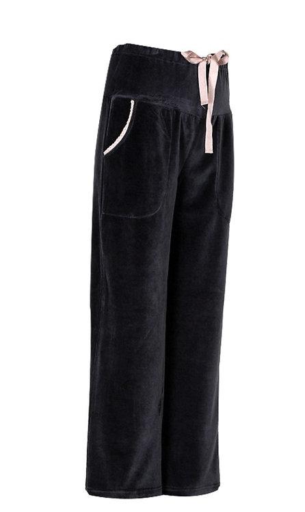1559C - Velvet pants - Nougat