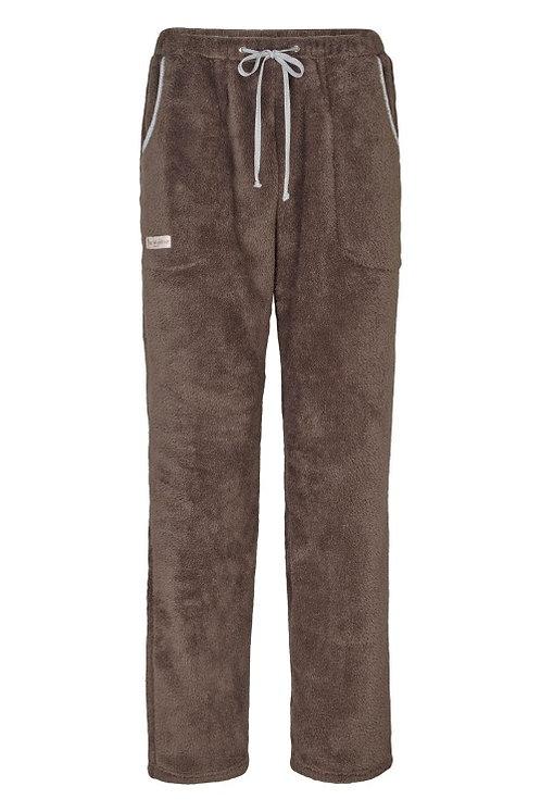 2879J - Homewear Pants - Mocha/grey
