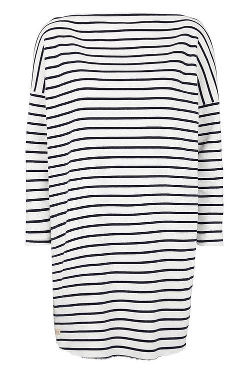 3515 - Big blouse - Stripe