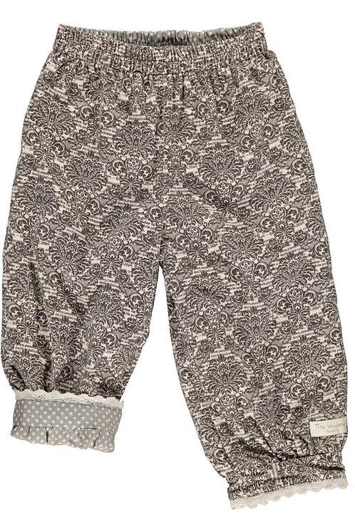 2529 - 2 face pants w.lace