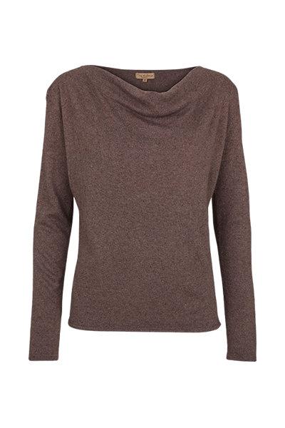 2226i - Cashblend blouse - Stone