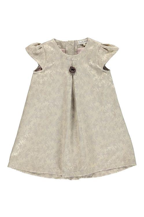 3213B - Jaquard dress
