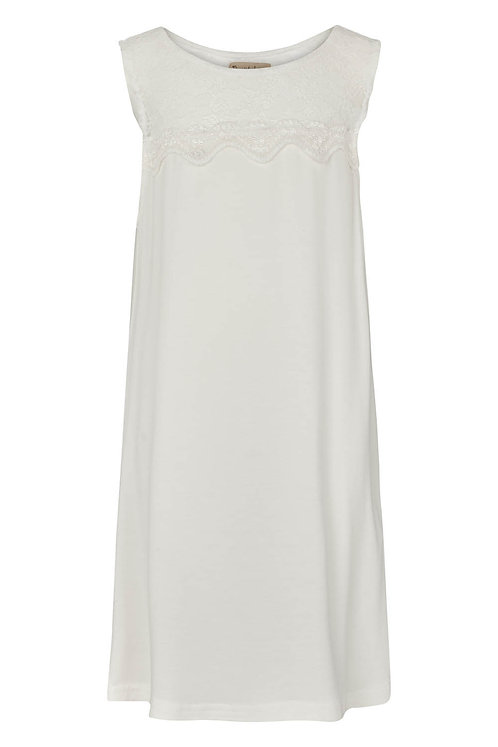 3542B - Tunica kjole - Pearl