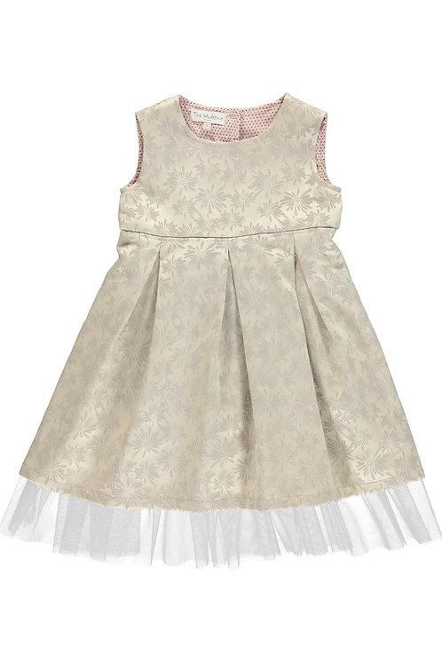 3212 - Jaquard dress