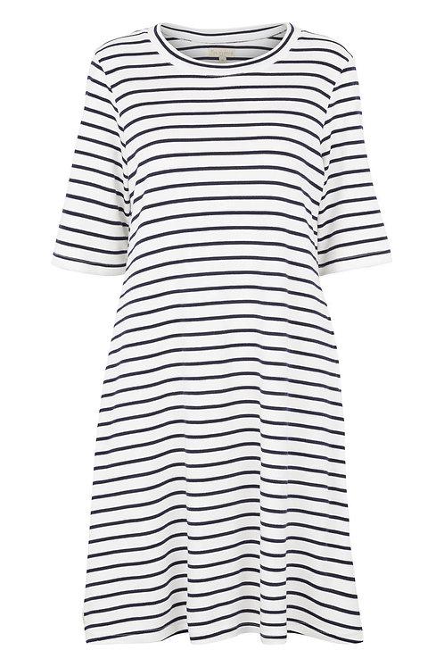 3518A - Dress - Stripe