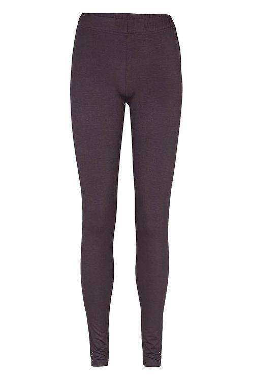 2829K - Leggings - Grey/brown
