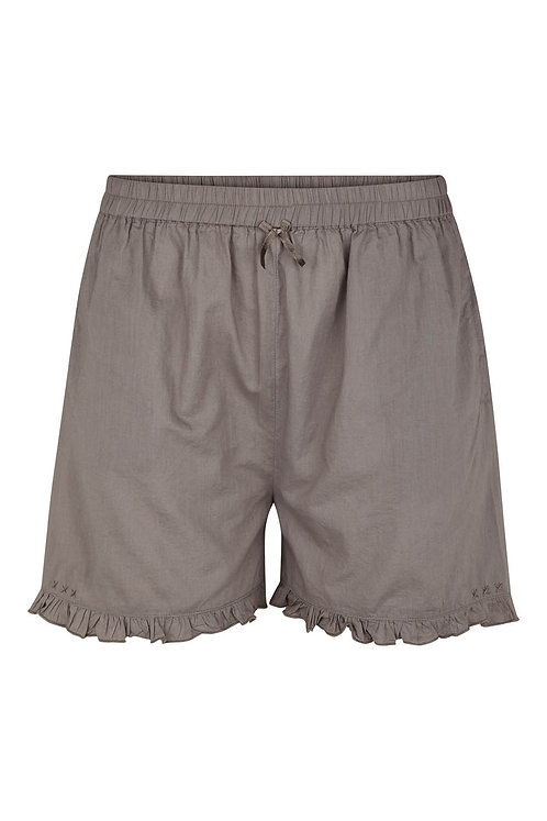 Short panty - Silk mink