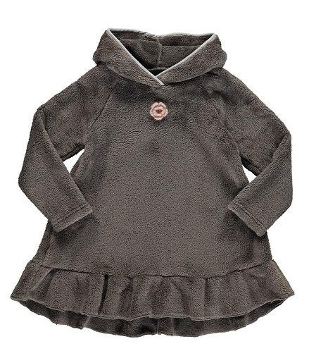 2875K - Fleece tunica - Granit