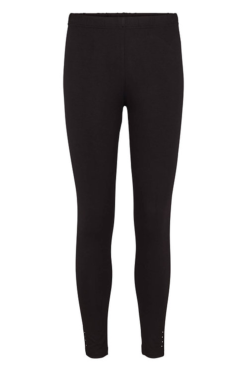 3786L - Leggings - Black