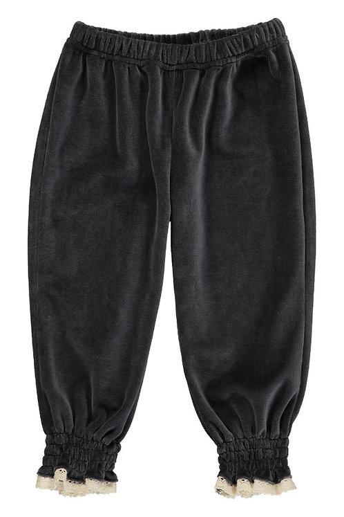 2843K - Velvet Pants - Granit grey