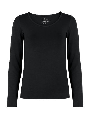 3787L - T-shirt - Black