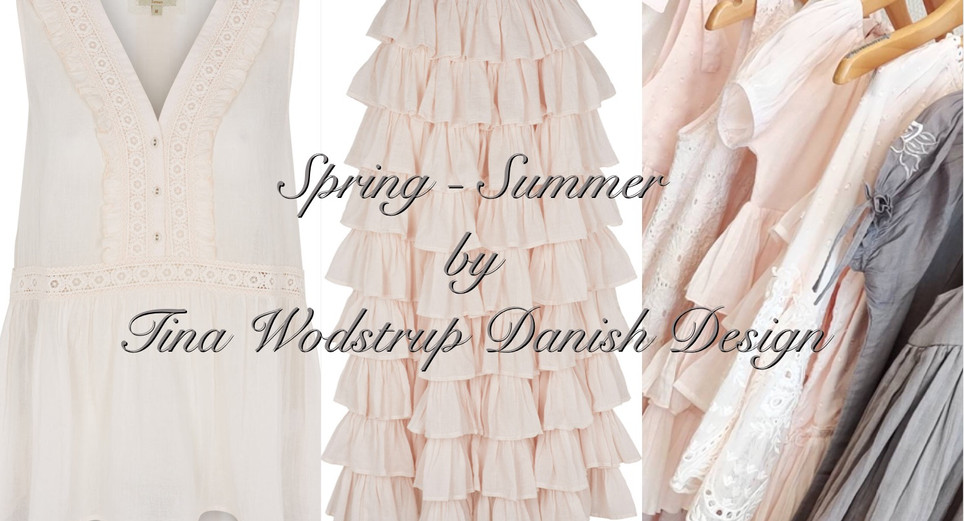Tina Wodstrup spring