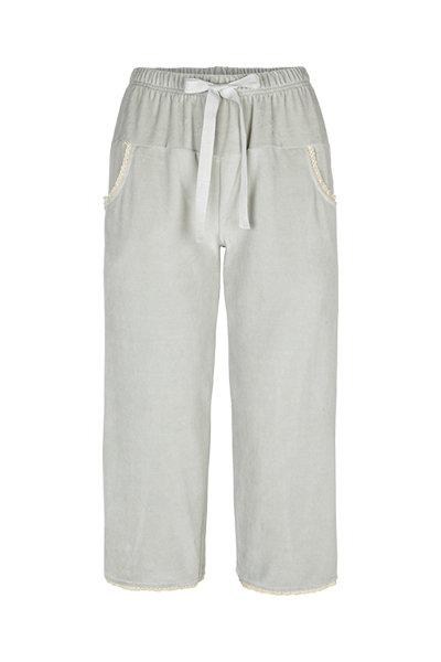 2361P - Velvet pants - Mint