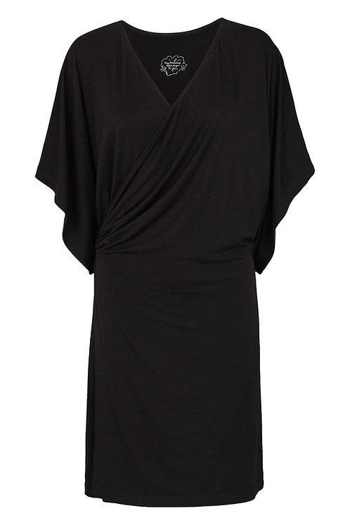 Kimono dress - Black
