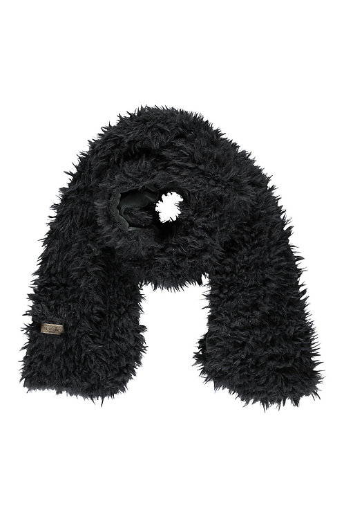Polar bear scarf - Dark shadow