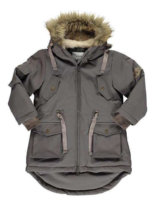 2800J - Parka coat - Mocha