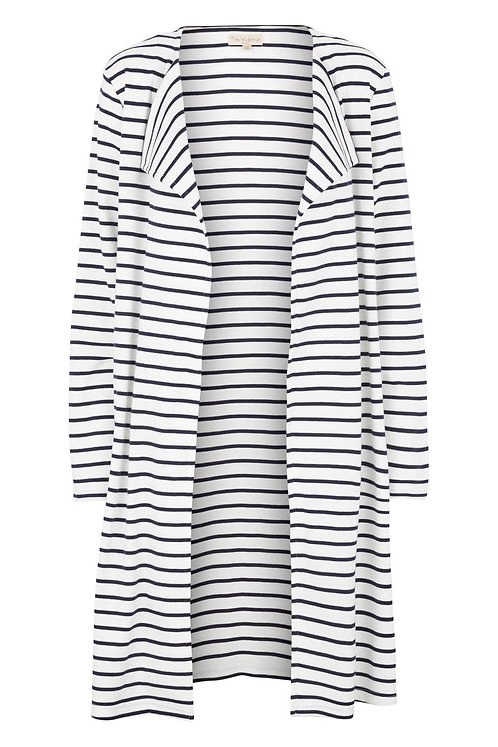 3523 - Coat - Stripe