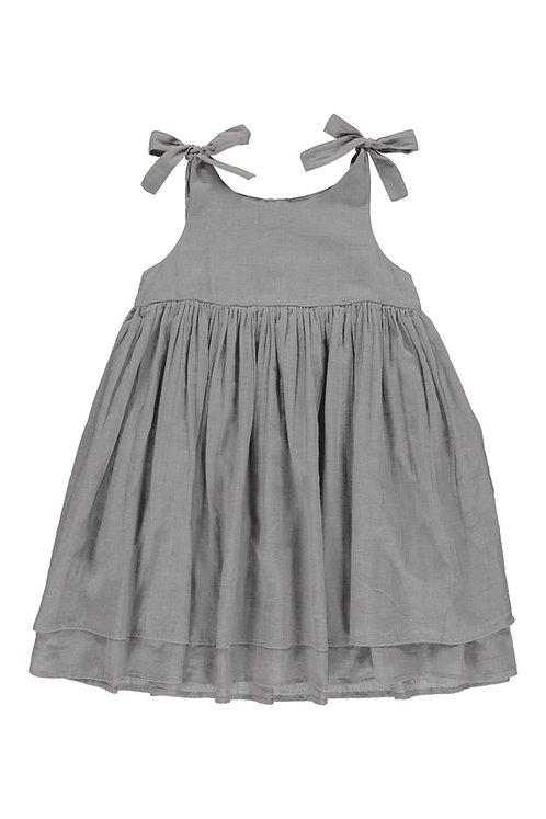 3812J-1 - Gauge dress - Mink