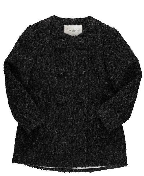 2806 - Wool coat - Grey