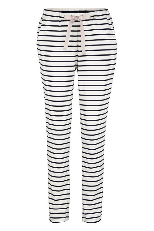 Pants w.pockets - Stripe