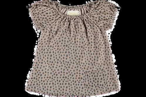 2286 - Wool tunica dress