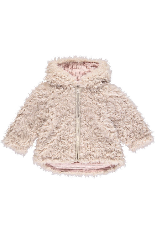 3181B - Polar bear Jacket - Beige