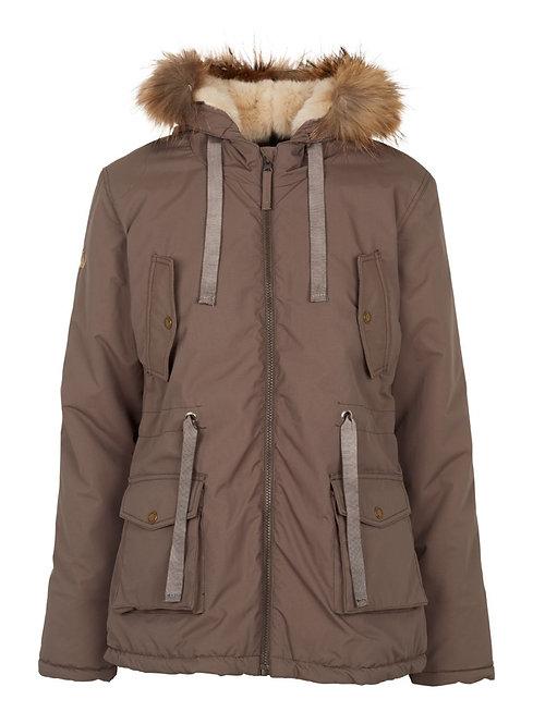 2477J - Parka jacket – Mocha