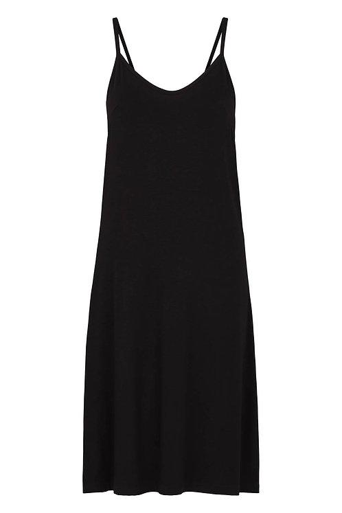 3340L - Slip dress - Black