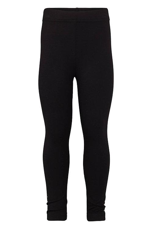 3466L - Viscose Legging - Black