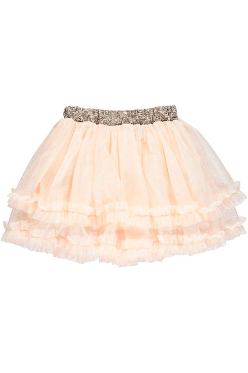 2520A - Tulle skirt - Rosa