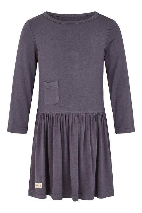 3656K - Dress - Granit blue