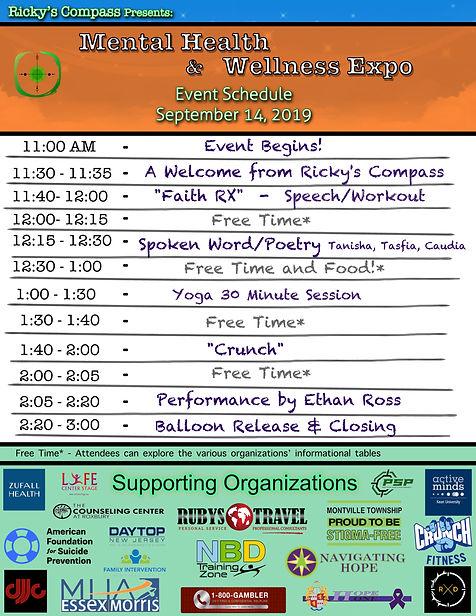 2019 Mental Health and Wellness Expo - I