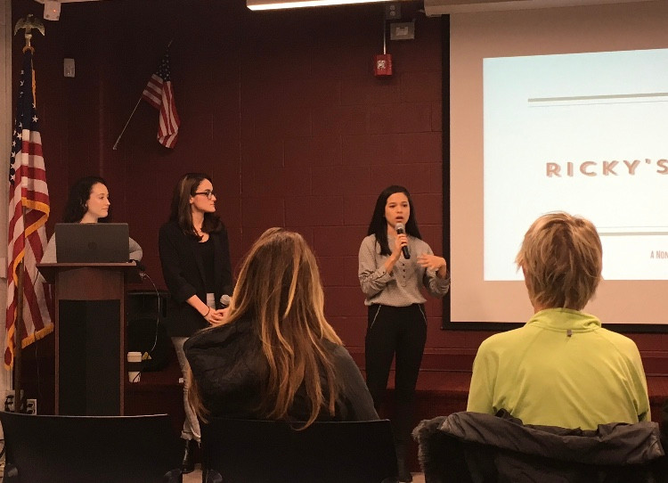 Informational presentation on Mental Health at Morristown High School.