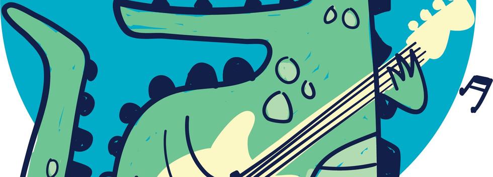 12. Dino musical