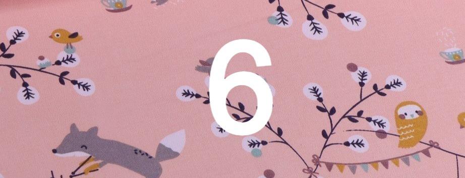 Tissu renard 6