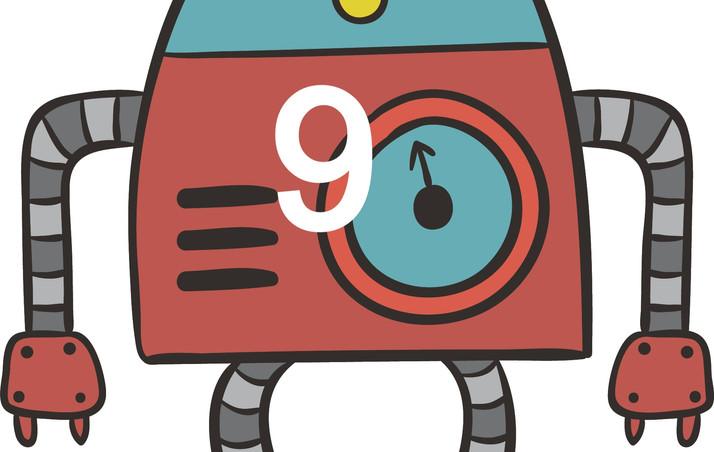 9. Robot