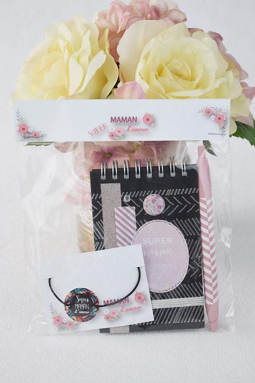 Pack cadeau - Super maman
