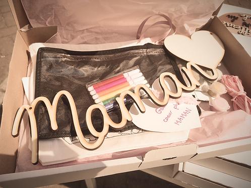 BOX créative pour maman