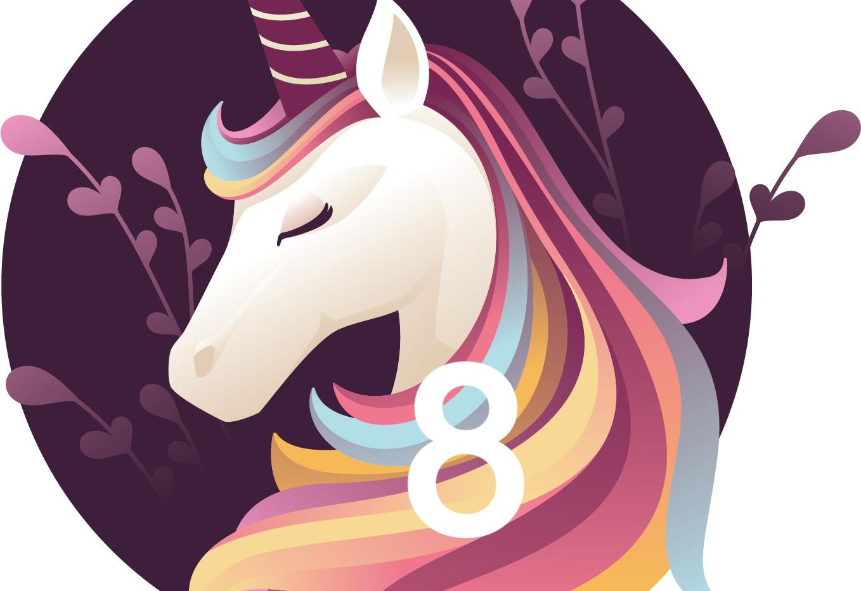 8. Licorne