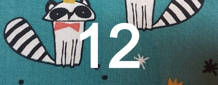 Tissu roi 12