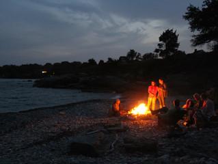Koguneme Muinastulede ööl / Let's gather on The Night of Ancient Bonfires